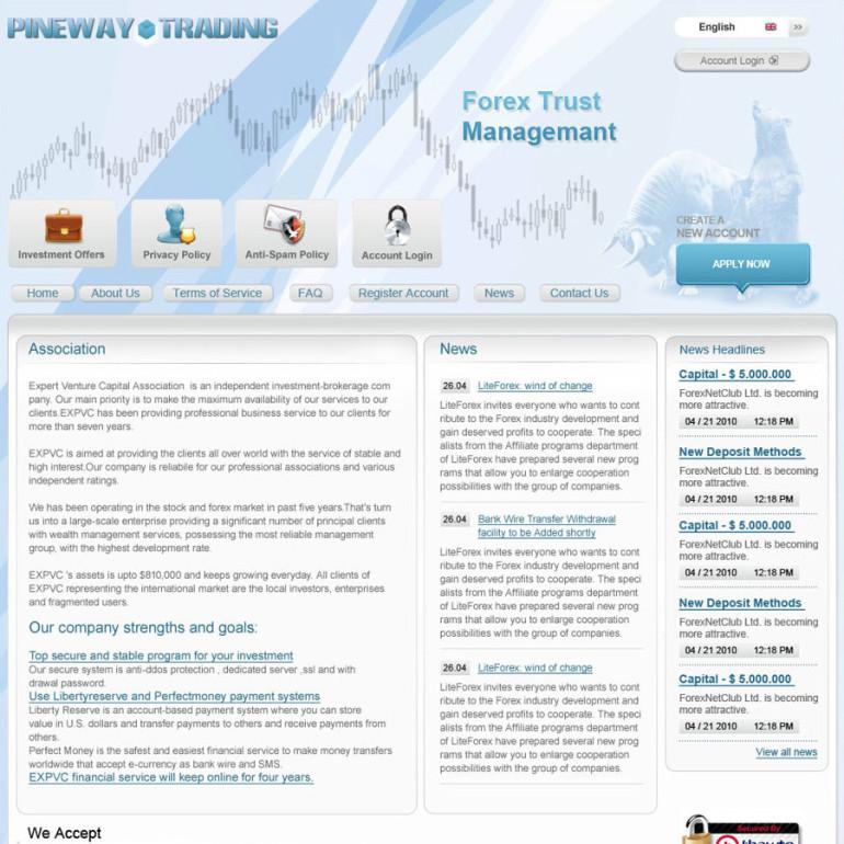 Pineway Traiding