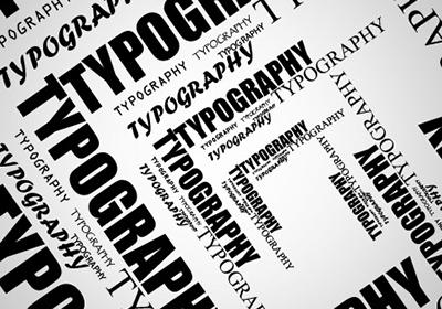 Типографика в дизайне. Что можно делать, а что нельзя?